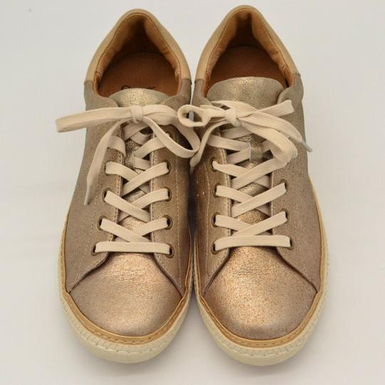 Söfft Sneaker Leather Gold Athletic Image 3