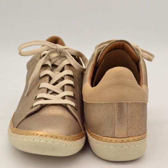 Söfft Sneaker Leather Gold Athletic Image 4