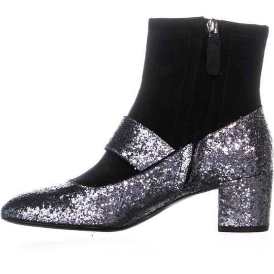 Marc Jacobs Silver Boots Image 3