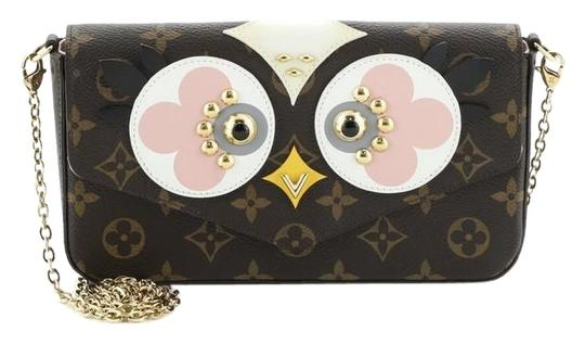 Preload https://img-static.tradesy.com/item/26872576/louis-vuitton-pochette-felicie-limited-edition-lovely-birds-monogram-brown-coated-canvas-shoulder-ba-0-1-540-540.jpg