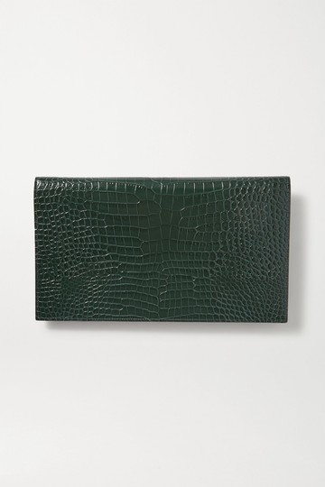 Saint Laurent green Clutch Image 1