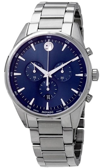 Preload https://img-static.tradesy.com/item/26872598/movado-blue-men-s-stratus-chronograph-quartz-dial-men-s-0607248-watch-0-1-540-540.jpg