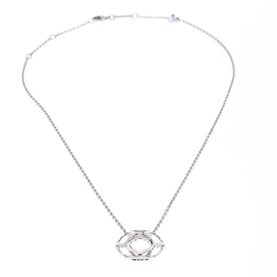 Chopard Imperiale 18K White Gold Pendant Necklace Image 2