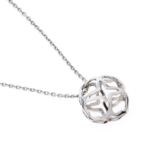 Chopard Imperiale 18K White Gold Pendant Necklace Image 3