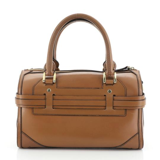 Burberry Bowling Leather Shoulder Bag Image 2