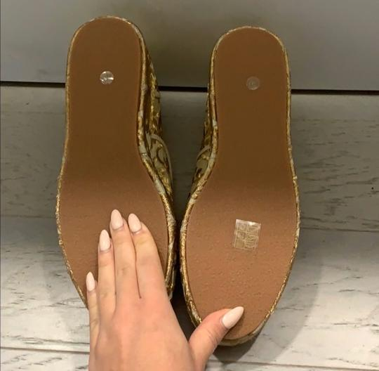 Tory Burch gold Athletic Image 3
