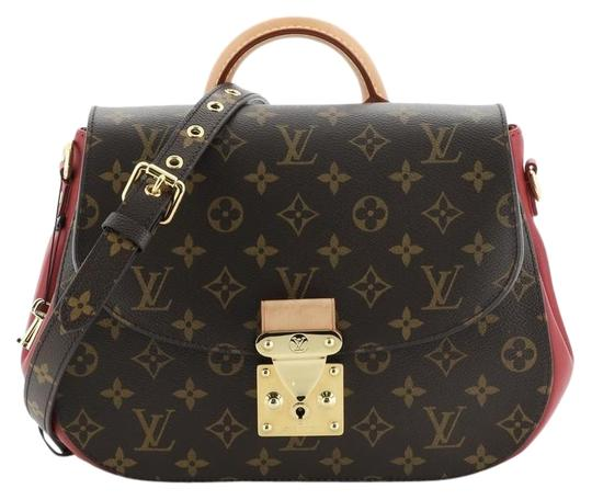 Preload https://img-static.tradesy.com/item/26872612/louis-vuitton-eden-handbag-monogram-mm-brown-red-coated-canvas-satchel-0-1-540-540.jpg