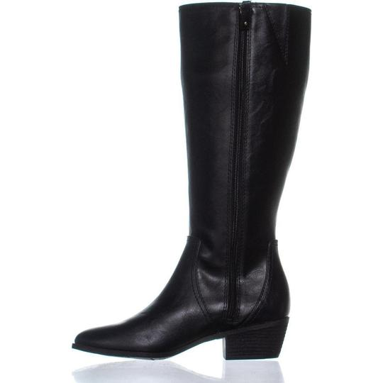 Dr. Scholl's Black Boots Image 4