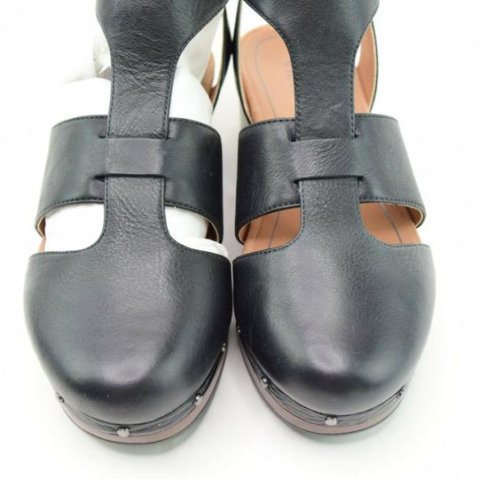 Vionic Ankle Strap Cutaway Black Boots Image 2