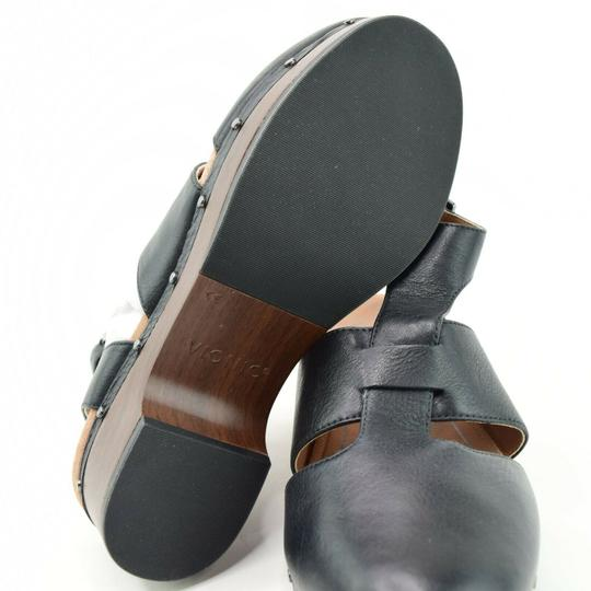 Vionic Ankle Strap Cutaway Black Boots Image 4