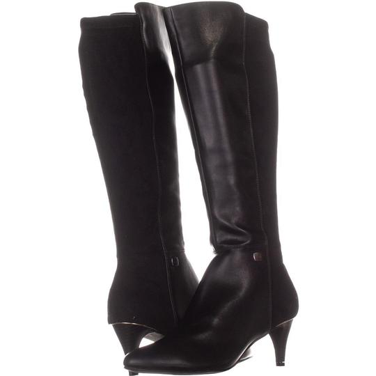 A35 Black Boots Image 1