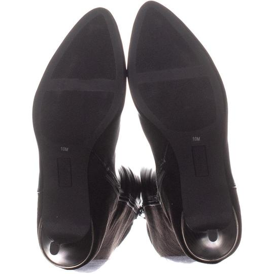 A35 Black Boots Image 5