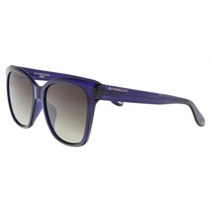 Givenchy Givenchy Blue Square Sunglasses