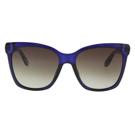 Givenchy Givenchy Blue Square Sunglasses Image 1
