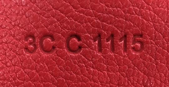 Givenchy Leather Satchel in Red Image 6