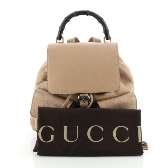 Gucci Leather Backpack Image 1