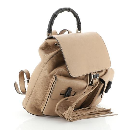 Gucci Leather Backpack Image 2