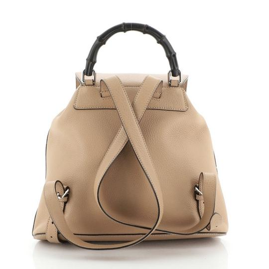 Gucci Leather Backpack Image 3