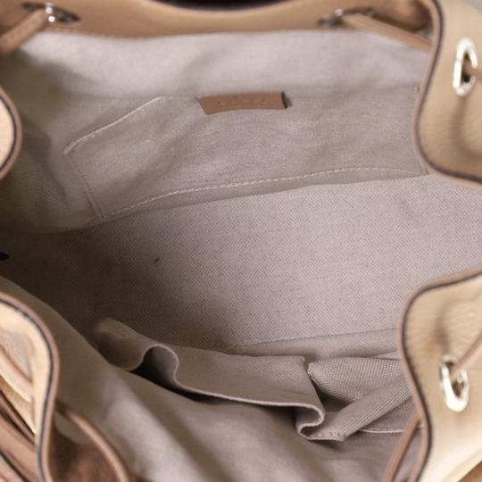 Gucci Leather Backpack Image 7