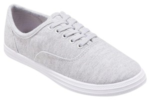 Mossimo Canvas Sneakers Gray Flats