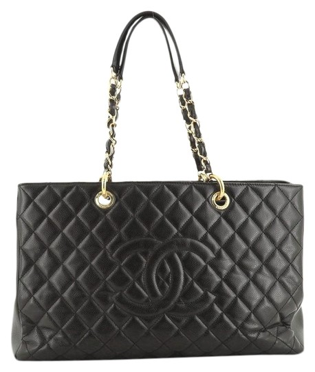 Preload https://img-static.tradesy.com/item/26872773/chanel-shopping-xl-grand-quilted-caviar-black-leather-tote-0-1-540-540.jpg