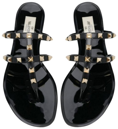 Preload https://img-static.tradesy.com/item/26872784/valentino-black-garavani-rockstud-rubber-sandals-size-eu-35-approx-us-5-regular-m-b-0-0-540-540.jpg