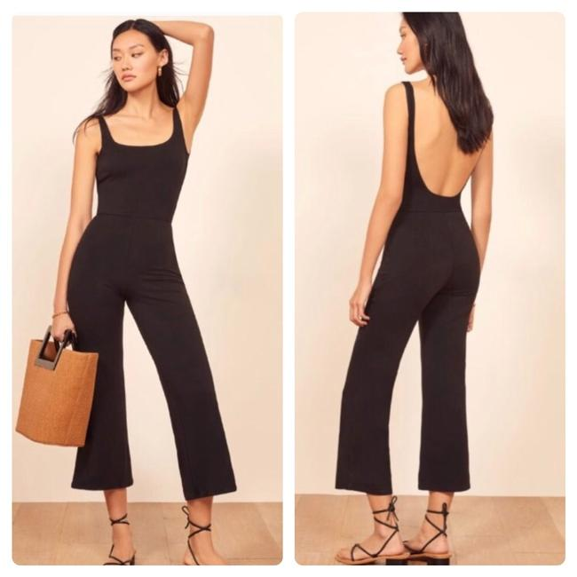 Preload https://img-static.tradesy.com/item/26872798/reformation-black-rylee-wide-leg-romperjumpsuit-0-0-650-650.jpg