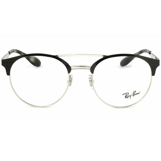 Ray-Ban Demo Customisable Lens RB 3545-V 2861 Unisex Round Image 1