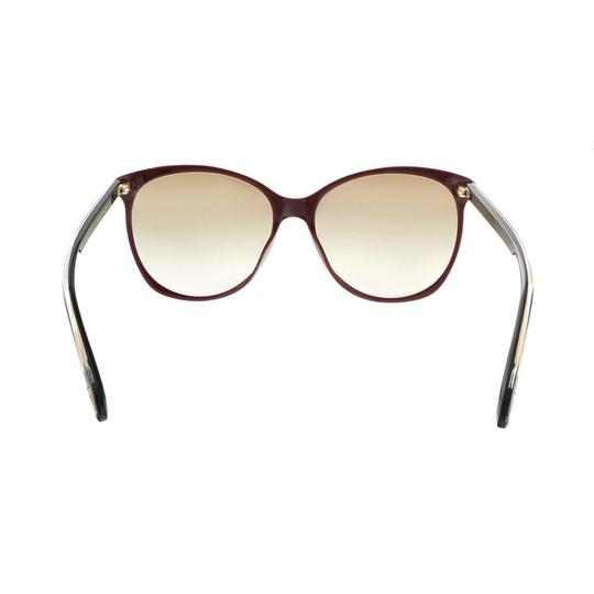 Givenchy Givenchy Raspberry Oval Sunglasses Image 3