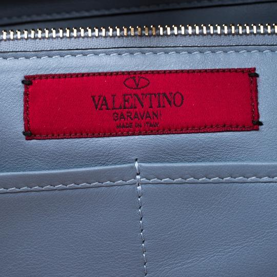 Valentino Leather Studded Tote in Multicolor Image 9