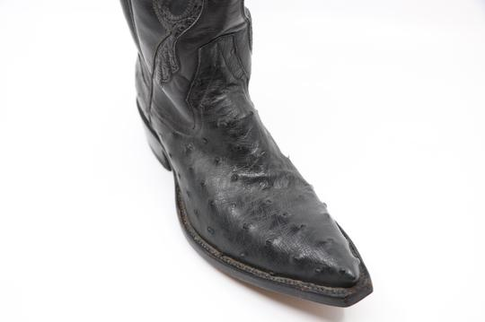 Billy Martin's New York Black Boots Image 2