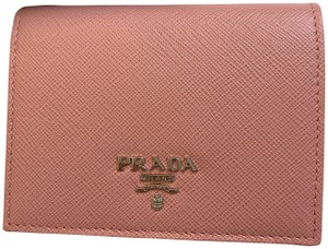 Prada NIB NEW PRADA Beautiful SAFFIANO wallet