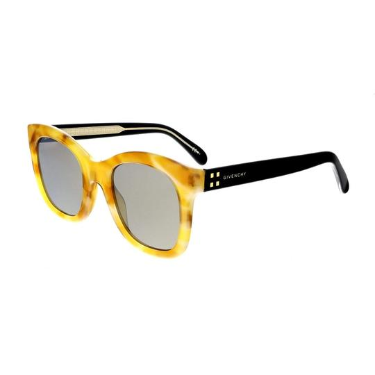 Givenchy Givenchy Light Tortoise Square Sunglasses Image 0