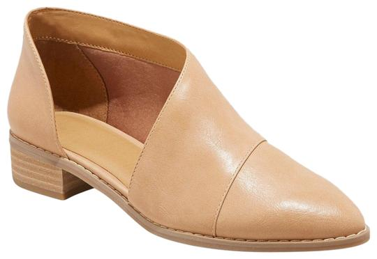 Universal Thread Bootie Tan Mules Image 0
