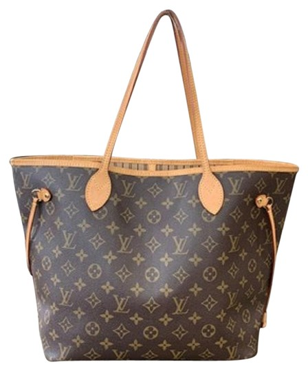 Preload https://img-static.tradesy.com/item/26872898/louis-vuitton-neverfull-good-pre-owned-condition-mm-beige-brown-monogram-canvas-leather-tote-0-10-540-540.jpg