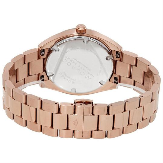 Movado MOVADO Men's Heritage Rose Gold-Ion Plated Watch 3650058 Image 1