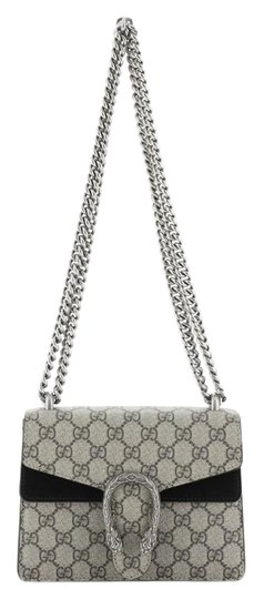 Gucci Canvas Shoulder Bag Image 0