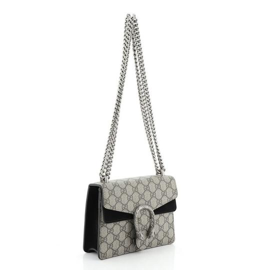 Gucci Canvas Shoulder Bag Image 1