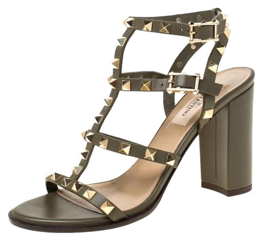 Preload https://img-static.tradesy.com/item/26872923/valentino-green-olive-leather-rockstud-caged-sandals-size-us-65-regular-m-b-0-1-540-540.jpg