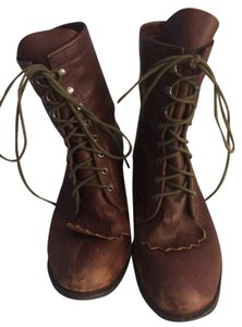 Dolce Vita Vintage Boot Brown Boots