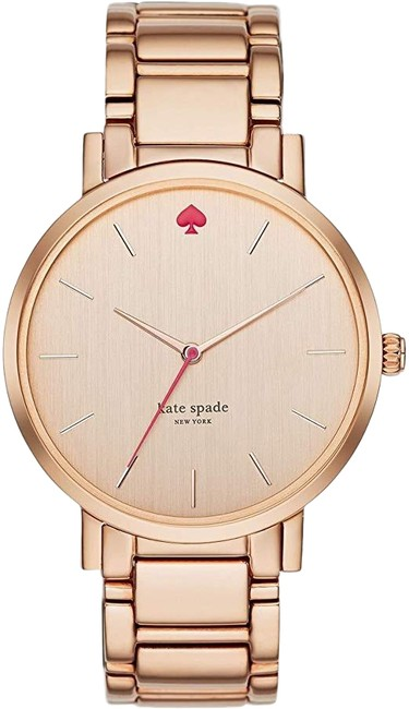 Kate Spade Rose Gold Two Tone Gramercy Grand Ksw9012 Watch Kate Spade Rose Gold Two Tone Gramercy Grand Ksw9012 Watch Image 1
