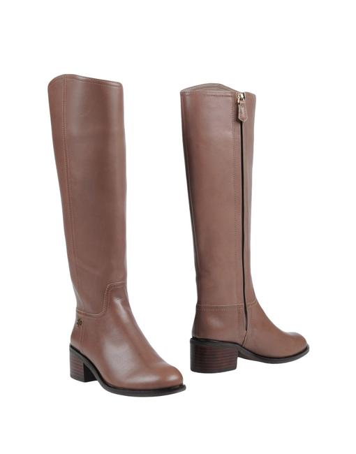 Item - Topo Brown Fulton 55mm Boots/Booties Size US 7 Regular (M, B)
