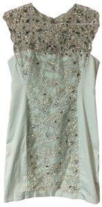 French Connection short dress Light Green on Tradesy