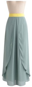 Double Zero Skirt Sage Green