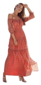 Red Maxi Dress by The Jetset Diaries