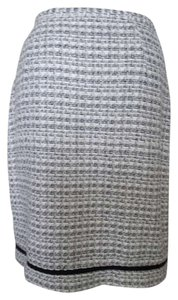 susan carsen Skirt White & Black