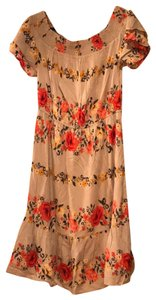grey floral Maxi Dress by Old Navy