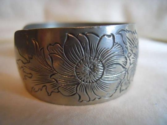 Kirk Pewter Kirk pewter daisy cuff