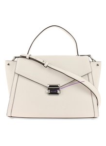 Michael Kors Collection Satchel in White