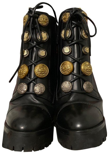 Item - Black Stivaletto Boots/Booties Size EU 38 (Approx. US 8) Narrow (Aa, N)